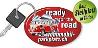 Wohnmobil Parkplatz mieten | Zürich, Winerthur & Thurgau Logo