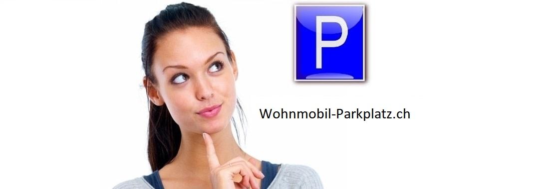 Wohnmobil Parkplatz mieten