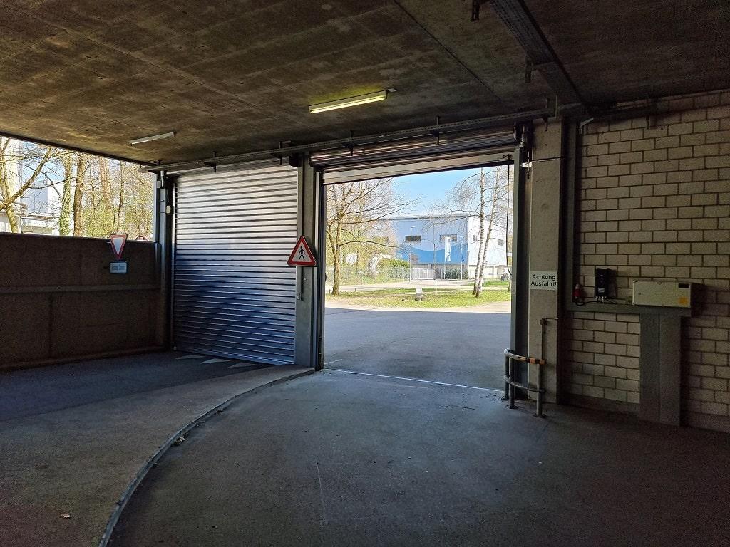 Parhaus Duebendorf Ausgang-min